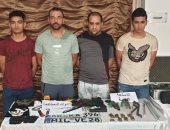 تجديد حبس أخطر تشكيل عصابى لسرقة المساكن بمدينة الرحاب