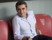 مدرب برشلونة يعلق على هزيمة بلباو فى افتتاح الدوري الإسباني