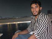 محمد حسن ينشر فيديو لتدريباته فى الجيم على إنستجرام