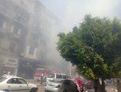 السيطرة على حريق اندلع فى حظيرة للمواشى بقرية هلية جنوب بنى سويف