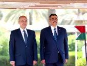 """خلال زيارته وزارة الدفاع.. الرئيس العراقى: """"لن نكون ساحة صراع للآخرين"""""""