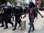 الشرطة الأمريكية تعتقل 18 شخصا فى مظاهرات نظمها اليمين المتطرف
