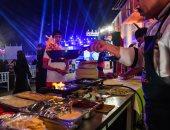 """""""بالأكلات والفنون الشعبية"""".. ترويج سياحى لمصر على هامش موسم الطائف السعودى"""