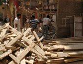 حملات لرفع الإشغالات والقمامة بشوارع السيدة زينب وحى المقطم