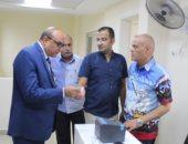 صور .. افتتاح مركز خدمات التموين المطور غرب الاسكندرية