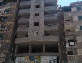 صور .. وقف أعمال بناء وهدم بدون ترخيص بأحياء الإسكندرية
