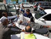 نقل عشرات المصابين إلى المستشفيات بعد انفجار قنبلة بحفل عرس فى كابول