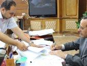 محافظ شمال سيناء يعتمد نتيجة القبول بمدارس التمريض