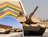 """مصنع 200 الحربى """"درة الصناعة الحربية الوطنية"""".. ينتج الدبابة M1A1 بنسبة 95%.. المدرعتان ST-100  وST-500 جوهرتان جديدتان فى عِقد الصناعات الحربية.. والفصول المتنقلة وعربات المأكولات لحل أزمات طارئة (صور)"""