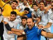شاهد.. لحظة تتويج منتخب مصر لناشئي اليد بكأس العالم