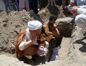 تشييع جثامين 68 قتيلا فى تفجير حفل زفاف بأفغانستان