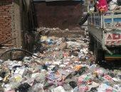 أهالى إسكان ناصر بحدائق القبة يشكون انتشار القمامة