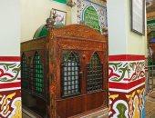 الطرق الصوفية: نقل ضريح أبو الإخلاص الزرقانى خلف مسجد المرسى أبو العباس