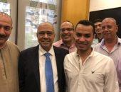 إبراهيم العربى: رؤية جديدة لإدارة الغرف التجارية واجتماع مرتقب للمجلس