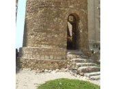 صور.. الآثار تزيل التعديات الواقعة على منطقة طاحونة هواء المندرة الأثرية