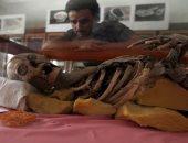 العثور على مومياوات يمنية عمرها 3 آلاف عام.. اعرف التفاصيل