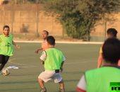 """فيديو.. تعرف على أمانى لاعبى كرة القدم """"الأقزام"""" فى مصر"""