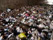 أهالى المرج شكون من تراكم مياه الصرف والقمامة بنفق اللوادر الخاص بالمشاة