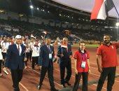 مصر تحقق لقب دورة الألعاب الإفريقية بالمغرب و تحطم الأرقام القياسية