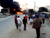 مصرع 10 أشخاص فى اصطدام شاحنة وقود بثلاث سيارات بغرب أوغندا