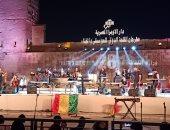 """هشام خرما يسحر جمهور القلعة بالموسيقى """"الإلكترونيك"""".. صور"""