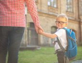 Back to School..لو ابنك داخل KG نصائح للتعامل معه..أهمها متروحيش معاه أول يوم