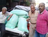 ضبط طن دقيق وسكر مدعم وتحرير 11 قضية تموينية بالإسكندرية وأسيوط