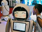 الصين تعلن إنتاج 148 ألف روبوت العام الماضى