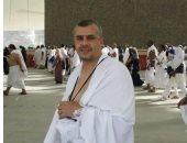 فى رحاب الرحمن.. محمد يشارك بصورة من الأراضى المقدسة