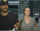 هكذا واجه النجم التركى بوراك أوزجفيت الحملة ضد زوجته بعد صور وزنها الزائد
