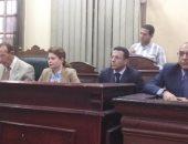 فيديو وصور.. أول حكم فى حضور قاضية على المنصة..الإعدام لسايس قتل زوج خالته
