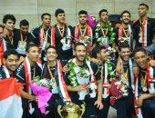 طلاب المدارس الرياضية تتألق مع منتخب مصر لكرة اليد عالميا