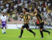 """هدف """"تيكى تاكا"""" رائع لاتحاد جدة ضد العهد اللبنانى فى البطولة العربية"""