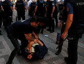 الشرطة التركية تقتحم مقر حزب الشعوب الديقراطى المعارض
