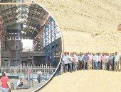 15 مليار جنيه تكلفة النهوض بالصناعات الثقيلة.. تدشين المرحلة الأولى من تطوير الدلتا للصلب أكتوبر المقبل.. وإنشاء مصانع جديدة فى مصر للألومنيوم والسبائك الحديدية بأسوان