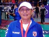 وفاة مجدى بيبو المدير الإدارى لسيدات طائرة الأهلى