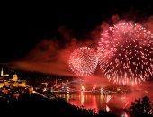 المجر تحتفل بعيد القديس ستيفن