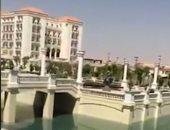 من قلب العاصمة الإدارية.. سيدة خليجية تتغنى بجمال فندق الماسة.. فيديو