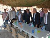 محافظ جنوب سيناء يخصص أرض لانشاء مقر لجامعة الأزهر بطور سيناء