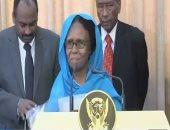 مجلس السيادة فى السودان: نتعهد بالسعى لتحقيق التحول الديمقراطى فى البلاد