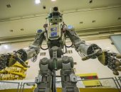 صور.. تعرف على رحلة أول روبوت روسى يصل إلى الفضاء
