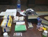 حملة تفتيشية على صيدليات القليوبية تكتشف أدوية مهربة ومنتهية الصلاحية..صور