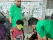 تضامن الدقهلية تتعامل مع 8 أطفال بشوارع المنصورة ضمن فعاليات أطفال بلا مأوى