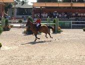 الفروسية يحقق فضية الفرق في دورة الألعاب الإفريقية بالمغرب