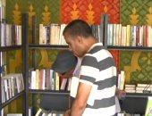 """""""بحر وهواء وقراءة"""".. المكتبات الشاطئية تجوب سواحل المغرب"""