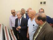 محافظ كفرالشيخ يفتتح لوحة توزيع كهرباء الجرايدة بتكلفة 60 مليون جنيه