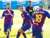 برشلونة فى مهمة مزدوجة ضد فالنسيا بالدوري الاسباني