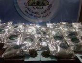 تجديد حبس راكبين يمنيين بتهمة تهريب 9 كيلو مخدر القات عبر مطار القاهرة