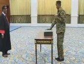 أول صورة لآداء عبدالفتاح البرهان اليمين رئيسا للمجلس السيادى فى السودان