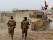 تدمير 3 أوكار و4 أنفاق لتنظيم داعش فى عملية أمنية غربى الأنبار بالعراق
